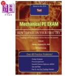 """【中商海外直订】Mechanical PE Exam: """"How to Pass on Your First Try!"""
