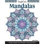 【预订】Tangleeasy Mandalas: Design Templates for Zentangle(r),