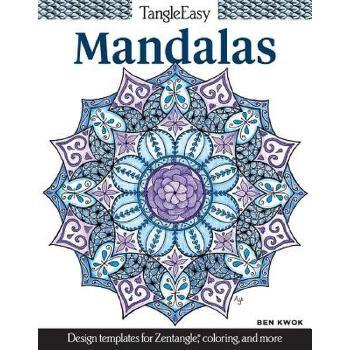 【预订】Tangleeasy Mandalas: Design Templates for Zentangle(r), Coloring, and More 预订商品,需要1-3个月发货,非质量问题不接受退换货。