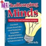 【中商海外直订】Challenging Minds: Thinking Skills and Enrichment A