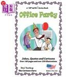 【中商海外直订】Office Party: Jokes + Cartoons in Black + White