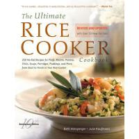 【预订】The Ultimate Rice Cooker Cookbook - Rev 250 No-Fail Rec