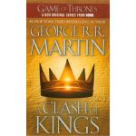 现货 英文原版 A Clash of Kings (A Song of Ice and Fire, Book 2)