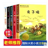 了不起的许多多全套4册彩绘注音版 闪亮的日子/神秘的同桌/飞来的礼物/小猪手电筒 儿童成长启蒙读物6-8-10周岁小学生