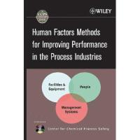 【预订】Human Factors Methods for Improving Performance in the