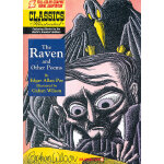 Classics Illustrated #4: The Raven 乌鸦 ISBN9781597071406
