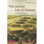 【预订】War and the Law of Nations: A General History Y97805217
