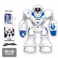 儿童智能机器人男孩遥控玩具可编程充电动会讲故事唱歌