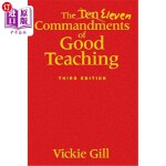 【中商海外直订】The Eleven Commandments of Good Teaching