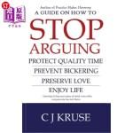 【中商海外直订】A guide on how to STOP ARGUING: Protect quality tim