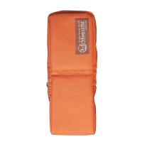 国誉(KOKUYO)PC32-YR 学生笔袋/变身帆布收纳笔筒/大容量笔盒 中号 橙当当自营
