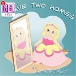 【中商海外直订】I Have Two Homes