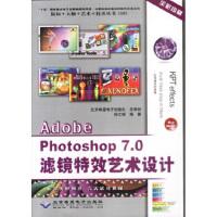 【二手旧书8成新】Adobe Photoshop 7 0滤镜特效艺术设计(含盘) 孙文姬 9787894981400