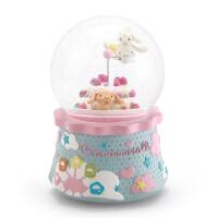 音乐盒八音盒送女生女孩儿童生日快乐礼物
