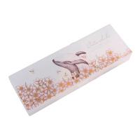languo蓝果 LG-30293 花海塑料笔盒 颜色图案随机 单个销售 当当自营
