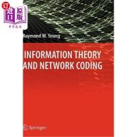 【中商海外直订】Information Theory and Network Coding