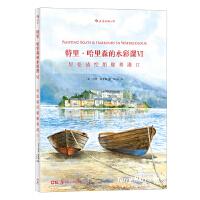 特里・哈里森的水彩课Ⅵ 轻松画船舶和港口