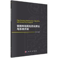 管路布局规划优化算法与系统开发
