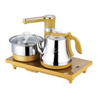 插电热水壶自动上水煮水器加水旋转家用茶桌泡茶炉抽水茶几烧水壶