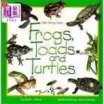 【中商海外直订】Frogs, Toads & Turtles: Take Along Guide