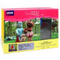 幼儿童花园宝宝启蒙英语早教高清英文动画视频光盘DVD碟片