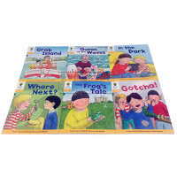 Oxford Reading Tree Biff,Chip and Kipper Stories Level 5 More A