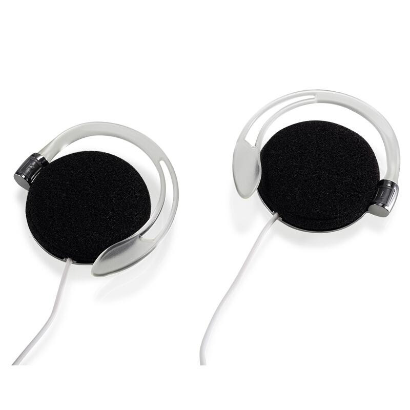 Audio Technica/铁三角 ATH-EQ300M耳挂式耳机挂耳式运动跑步耳机 轻如鸿毛 佩戴舒适