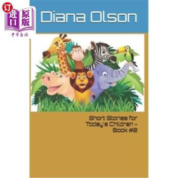 【中商海外直订】Short Stories for Today's Children - Book #2