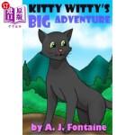 【中商海外直订】Kitty Witty's Big Adventure