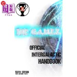 【中商海外直订】The G.A.M.E.Z. Official Intergalactic Handbook: 150