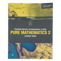 培生爱德思考试教材 Pearson Edexcel International A Level Pure Mathematics 2 Student Book 学生用书
