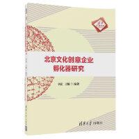 北京文化创意企业孵化器研究