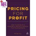 【中商海外直订】Pricing for Profit: How to Develop a Powerful Prici