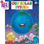 【中商海外直订】Our Solar System