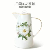 冷水壶陶瓷杯具家用水杯套装欧式耐热家用茶壶