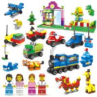 儿童积木玩具3-6周岁男女孩子早教5拼装颗粒10小学生
