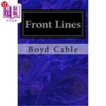 【中商海外直订】Front Lines