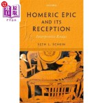 【中商海外直订】Homeric Epic & Its Reception C