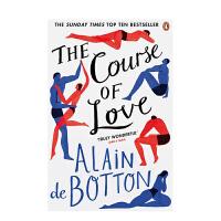 英文原版 The Course of Love 阿兰・德波顿 爱的进化论(爱的时光轴) Alain de Botton 阿兰德波顿文集作品 爱的历程 现代爱情与婚姻 黑色幽默 原版小说 泰晤士报畅销书