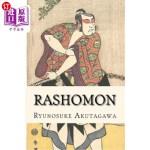 【中商海外直订】Rashomon