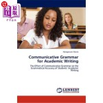 【中商海外直订】Communicative Grammar for Academic Writing