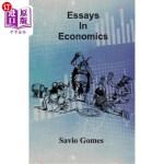 【中商海外直订】Essays In Economics