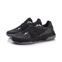 李宁LINING男鞋篮球鞋款速雨训练实战运动鞋ABAN039-3