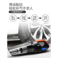 车载吸尘器充气打气泵强力两用汽车小型车用家用大功率四合一