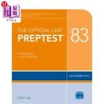 【中商海外直订】The Official LSAT Preptest 83: Dec. 2017 LSAT