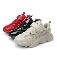 【1件2.5折后价:59元】酷嘎儿童运动鞋新款2019春秋春款中大童篮球鞋单鞋男孩男童鞋小孩网鞋