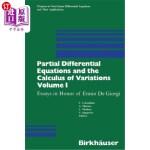 【中商海外直订】Partial Differential Equations and the Calculus of