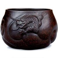 品茗杯茶盏功夫茶杯宜兴紫砂杯子陶瓷茶碗