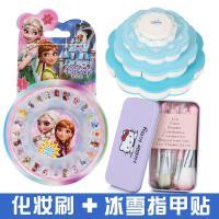 儿童化妆品公主彩妆盒舞会演出女孩生日礼物玩具套装