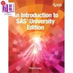 【中商海外直订】An Introduction to SAS University Edition (Hardcove